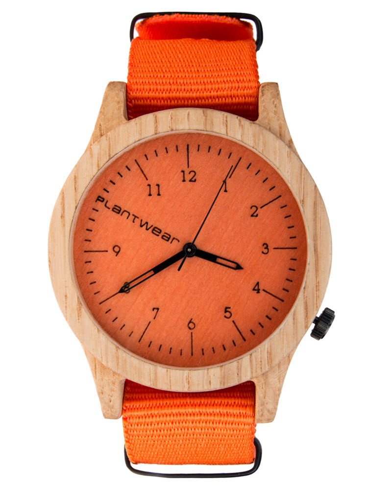 Heritage Orange Oak 1