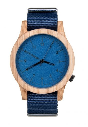 Heritage Series – Blue edition – Oak 1