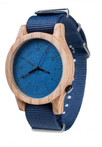 Heritage Series – Blue edition – Oak 2