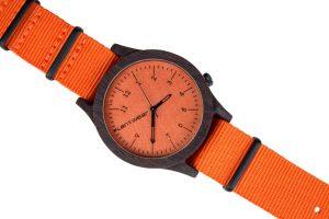 Heritage Series – Orange edition – Ebony 3