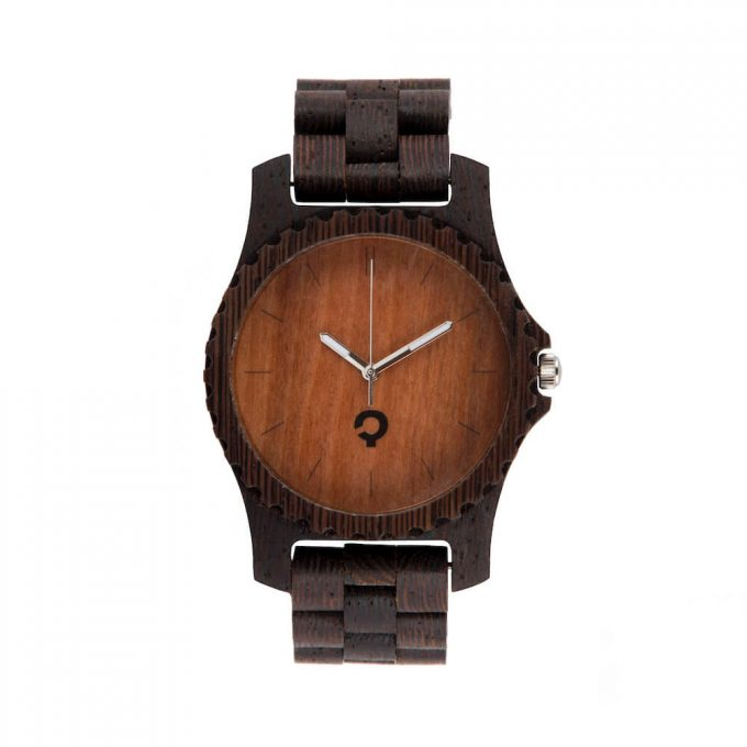 Plantwear wooden watch
