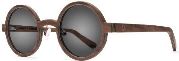 Oval Series – Walnut – Grey 2