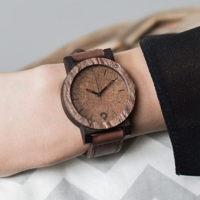 wooden watch Plantwear