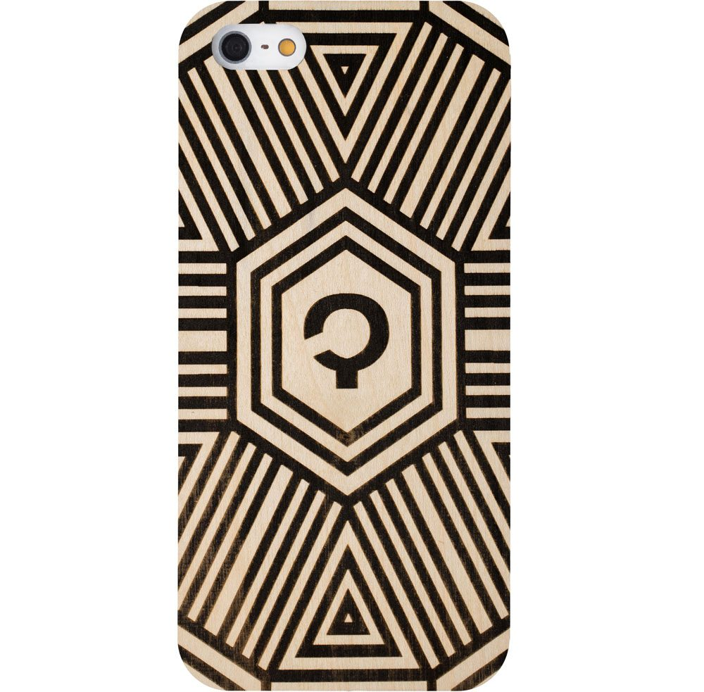 Wooden-case-Iphone-5-Geometrical-Maple