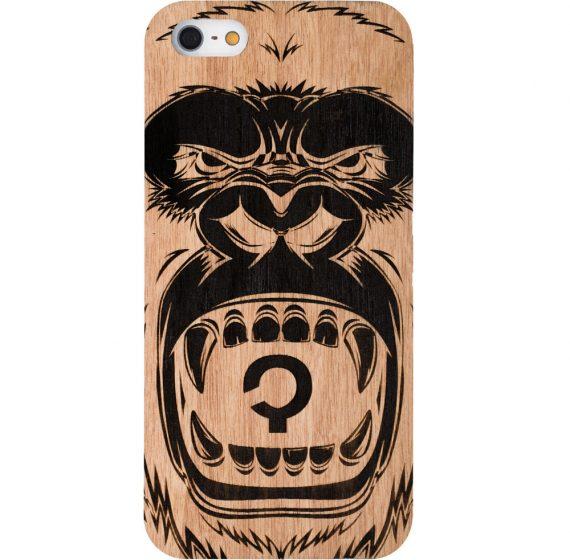 Wooden-case-Iphone-5-Gorilla-Aniegre
