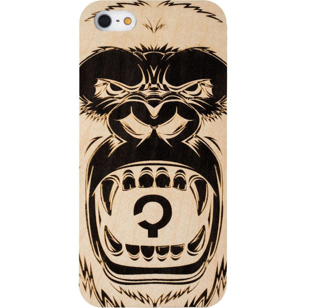 Wooden-case-Iphone-5-Gorilla-Maple