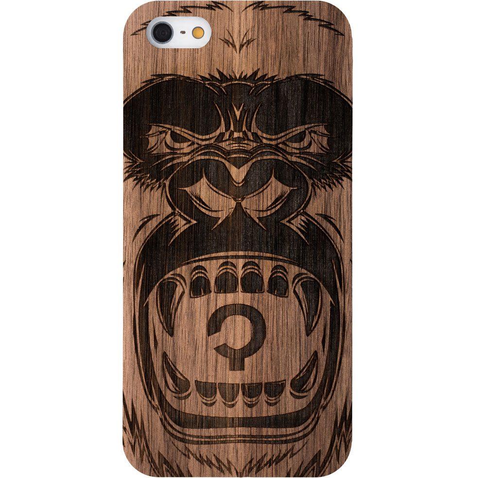 Wooden-case-Iphone-5-Gorilla-Walnut