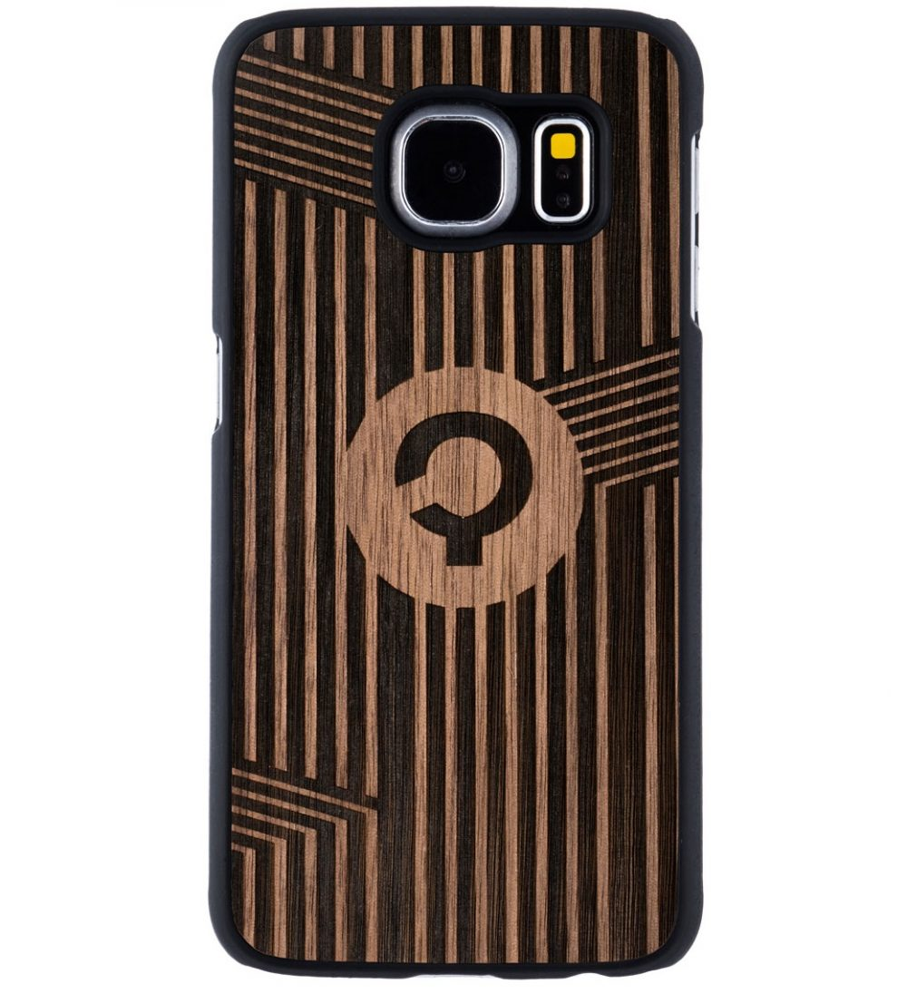 Wooden-case-Samsung-Galaxy-S6-Orzech-Vertical