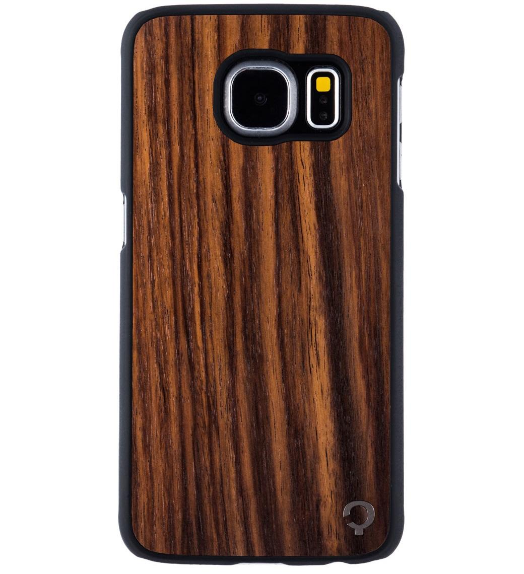 wooden case samsung galaxy s6 premium indian rosewood plantwear