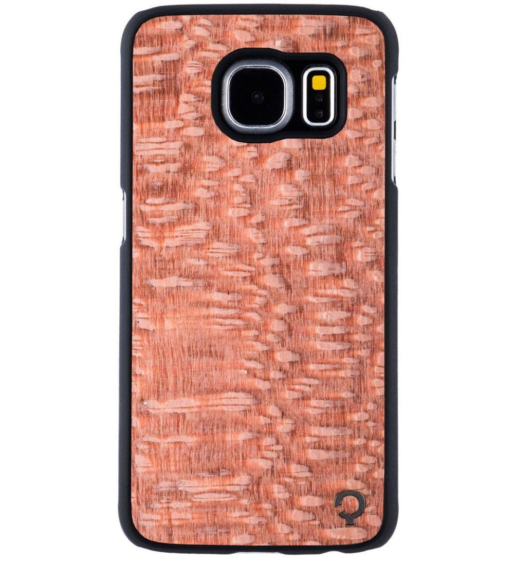Wooden-case-Samsung-Galaxy-S6-Premium-Rose