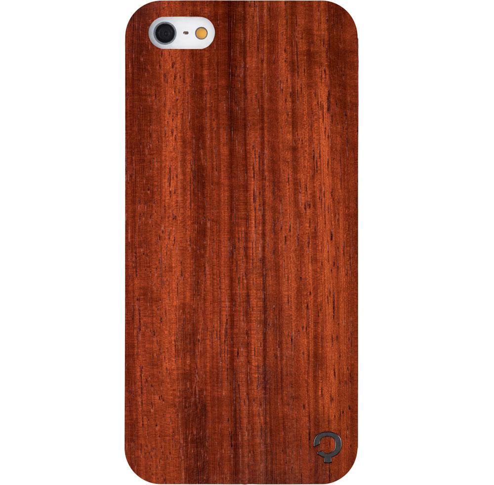 sale retailer be9c8 ebbcf Wooden Case - iPhone 5 / 5s - Premium - Padouk