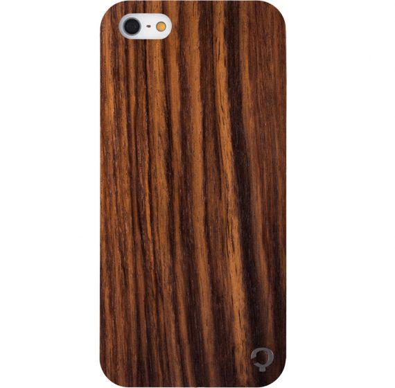 Wooden-case-iPhone-5-Premium-Palisander Indyjski