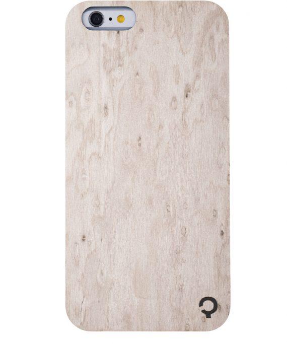 Wooden-case-iPhone-6-Premium-Silver