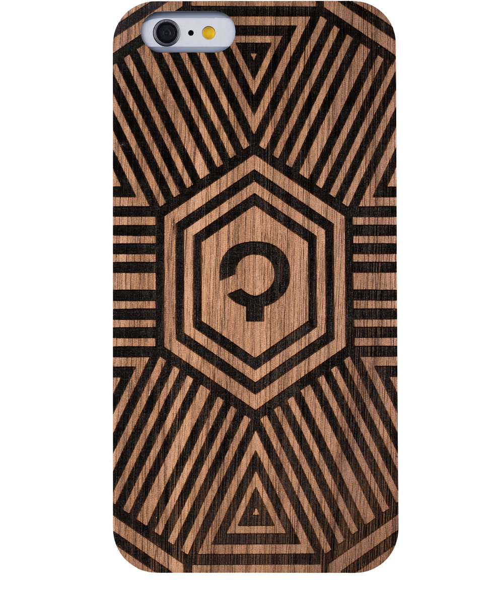 Wooden-case-iPhone-6-Walnut-Geometrical