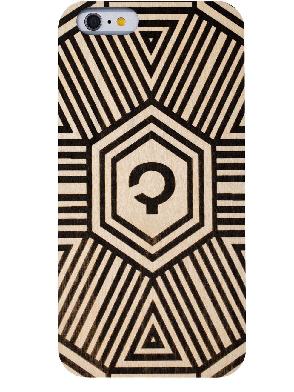 Wooden-case-iPhone-6-plus-Klon-Geometrical