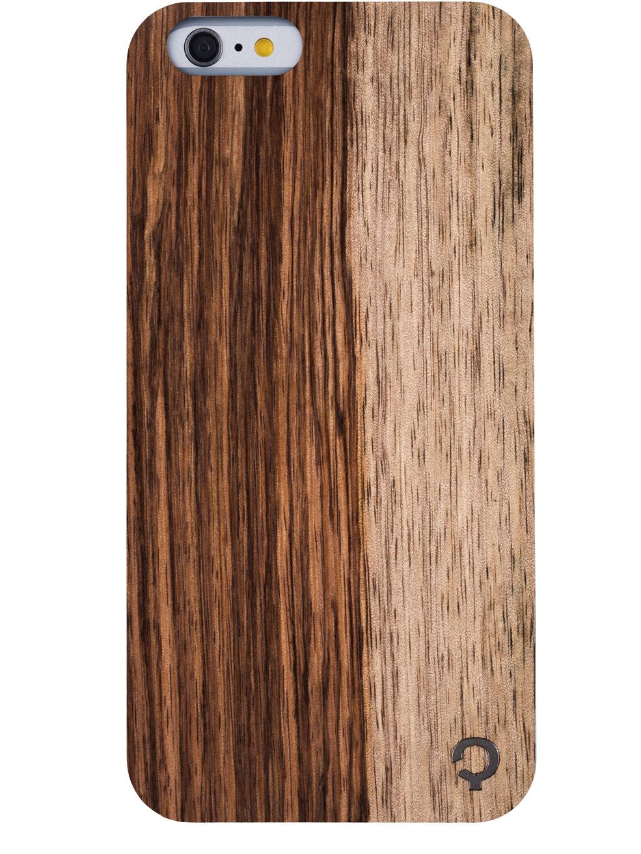 best service 862d3 12fc0 Wooden Case - iPhone 6 Plus / 6s Plus - Premium - Mango