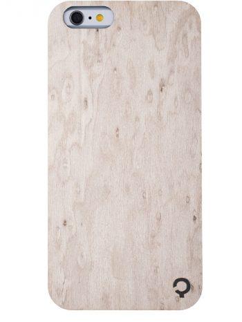 Wooden-case-iPhone-6-plus-Premium-Silver