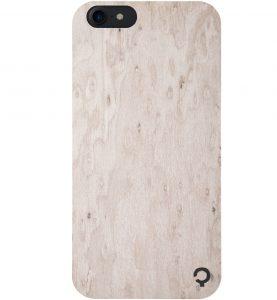 Wooden-case-iPhone7-Premium-Silver