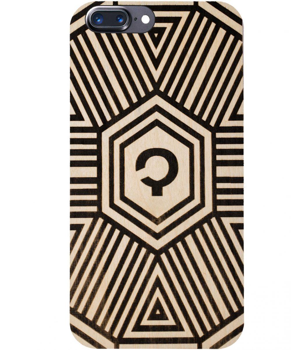 Wooden-case-iphone-7-plus-klon-Geometrical