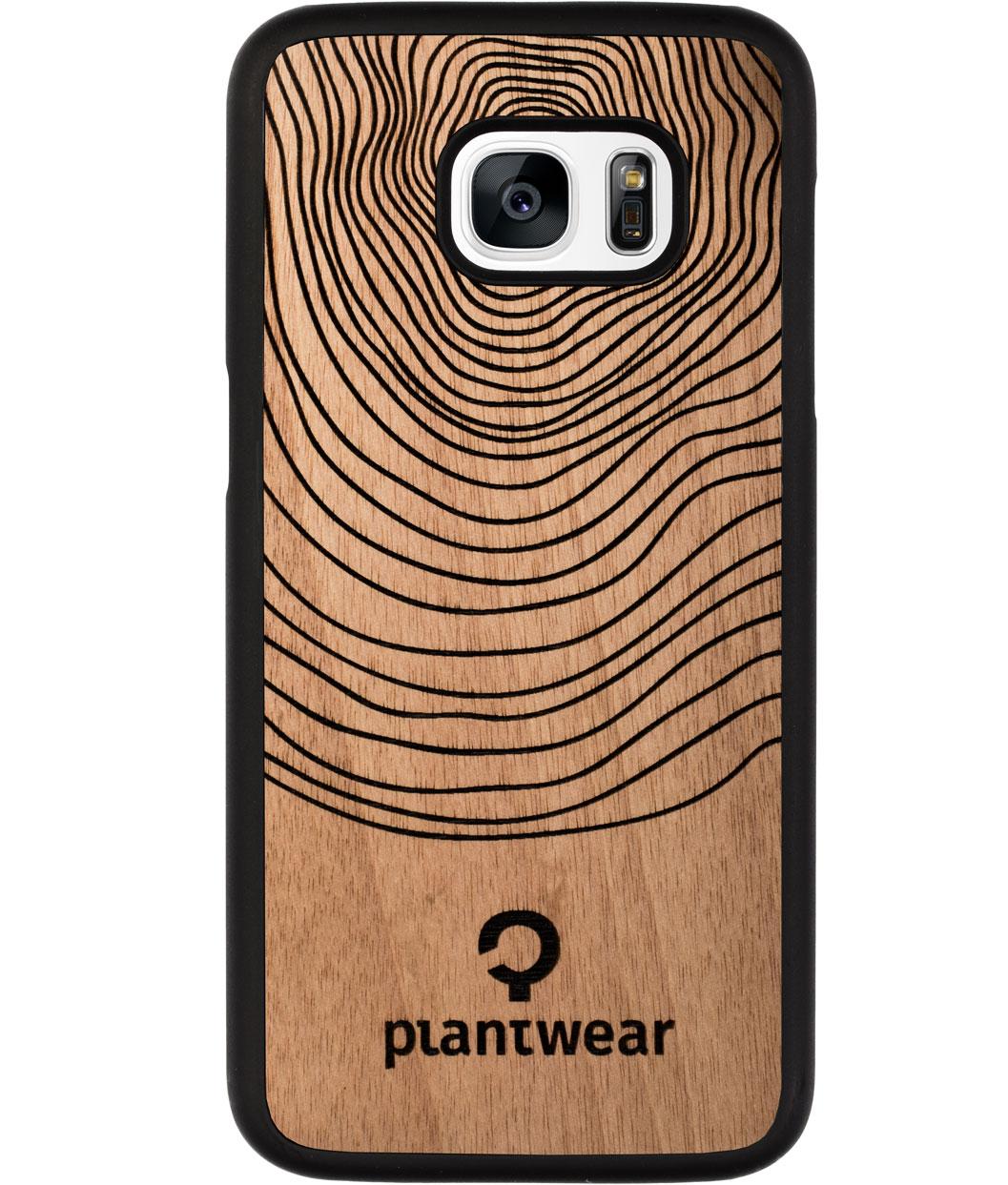 wooden case samsung galaxy s7 edge aniegre stamp plantwear rh plantwear com