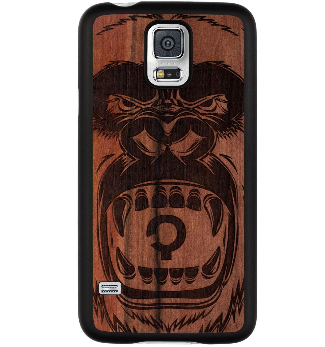 sale retailer 616c5 41189 Wooden Case - Samsung Galaxy S5 - Apple Tree - Gorilla