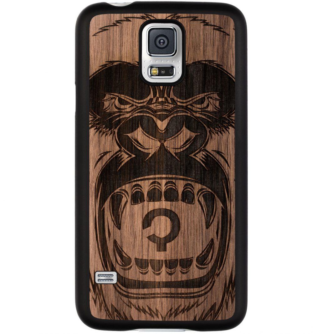 Wooden-case-samsung-galaxy-S5-Orzech-Gorilla