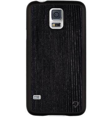 Wooden-case-samsung-galaxy-S5-Premium-Black-Diamond