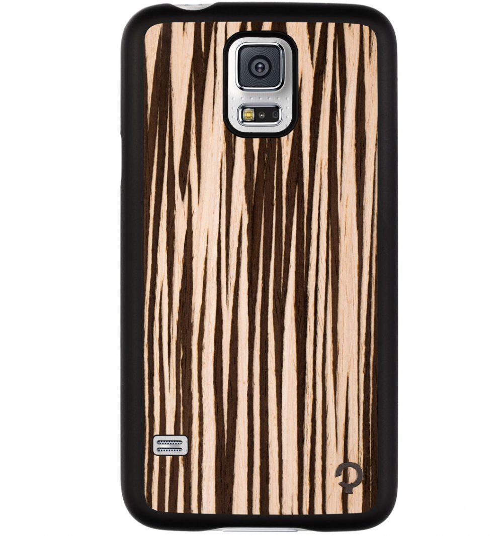Wooden-case-samsung-galaxy-S5-Premium-Zebrano