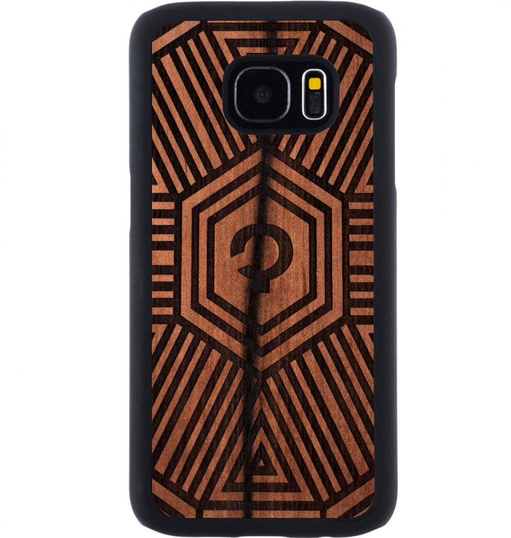 Wooden-case-samsung-galaxy-S7-Geometrical