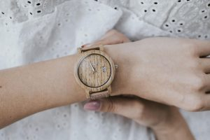 wooden watch royal oak