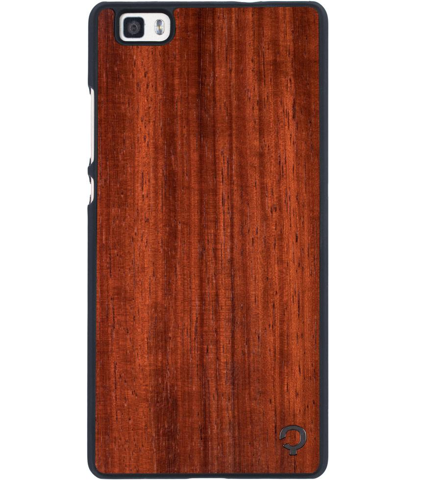 online store 98520 74ddc Wooden Case - Huawei P8 LITE - Premium - Padouk