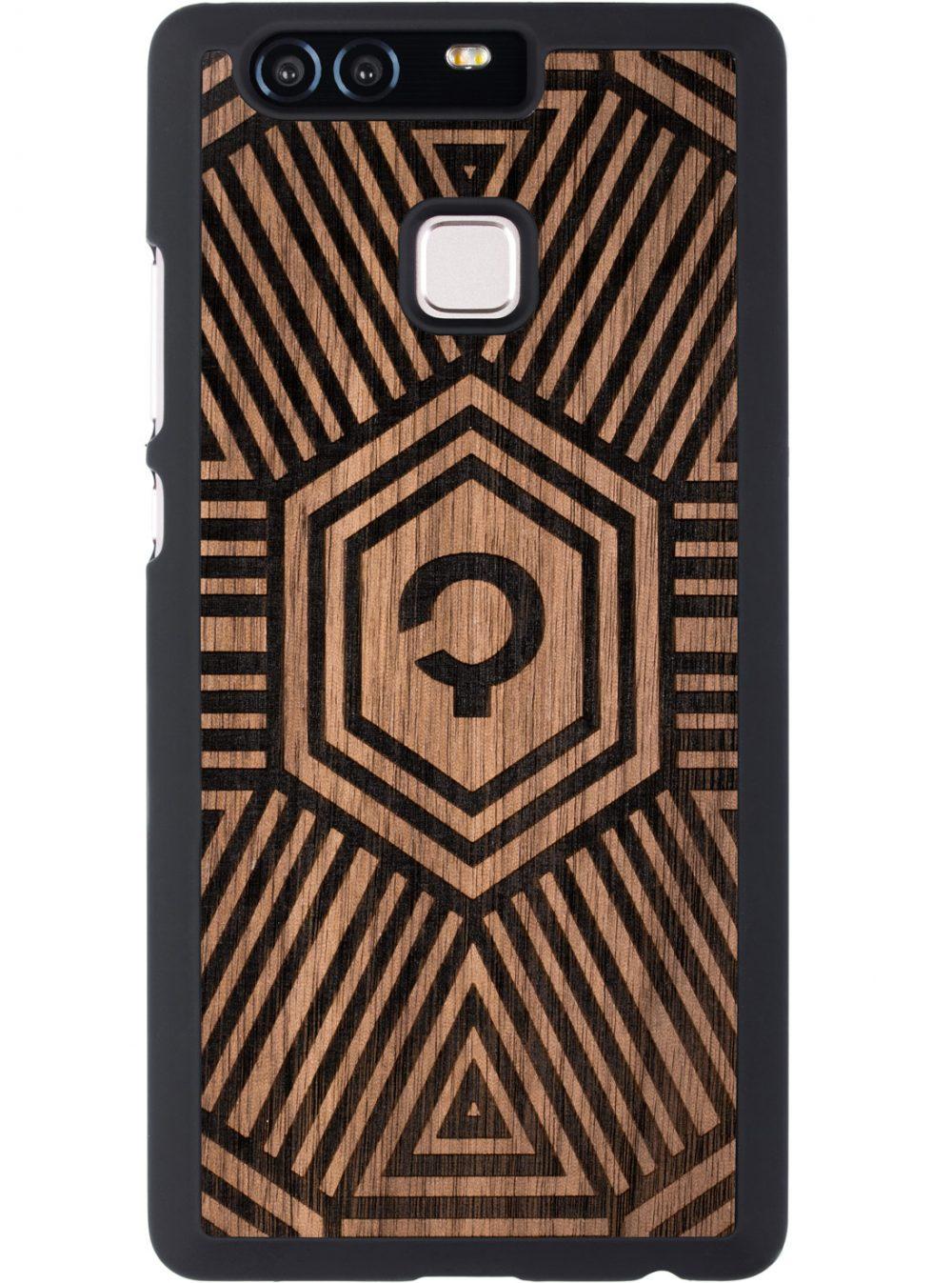 Huawei_P9_Obudowa_Orzech_Geometrical