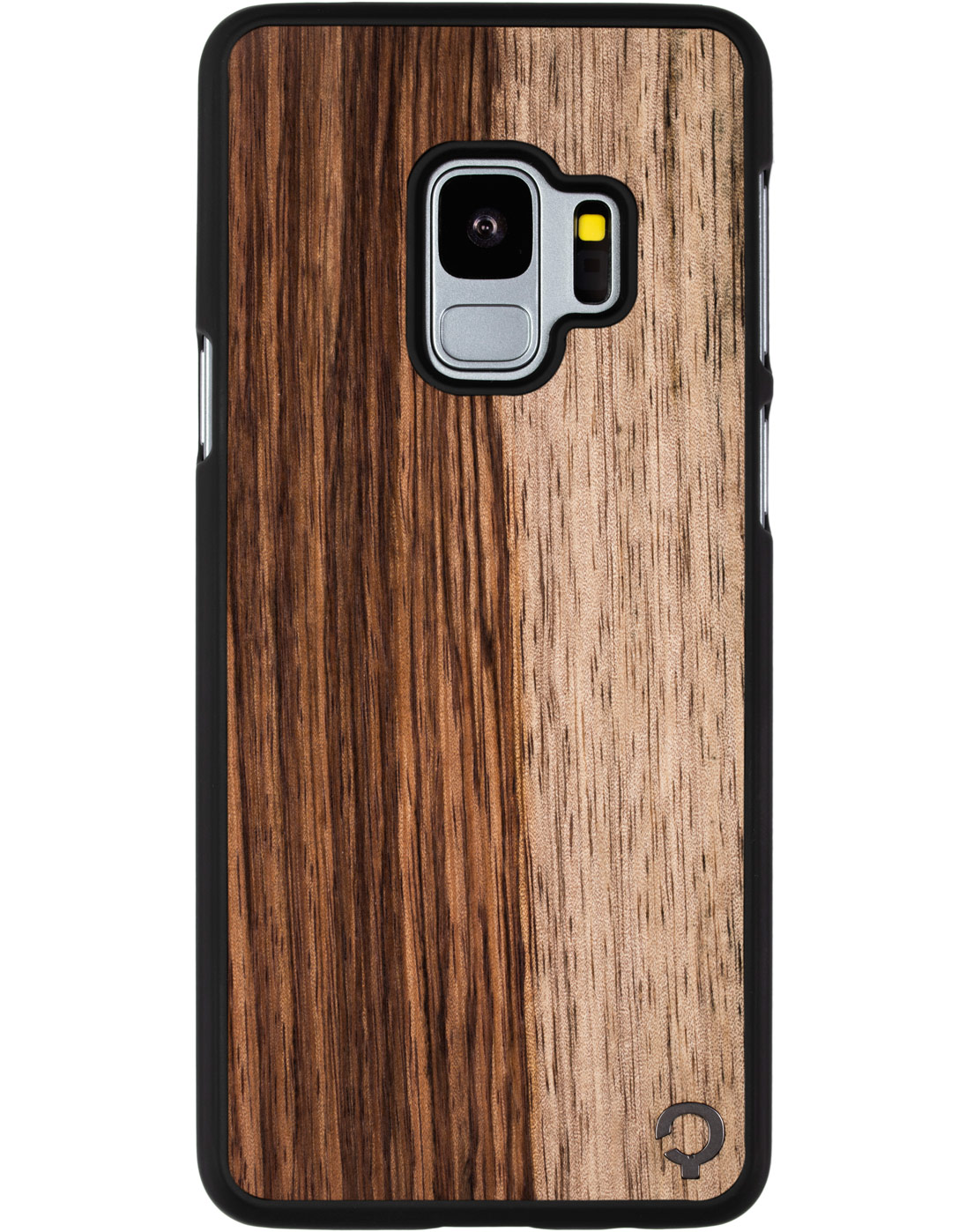 finest selection 63f46 674a5 Wooden Case - Samsung Galaxy S9 - Premium - Mango