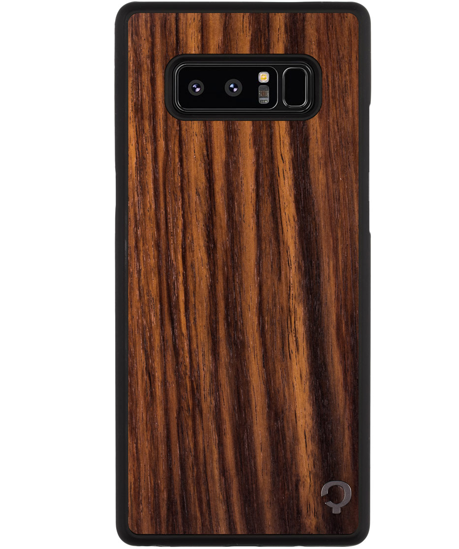 purchase cheap 286c6 fa5ce Wooden Case - Samsung Galaxy NOTE 8 - Premium - Indian Rosewood