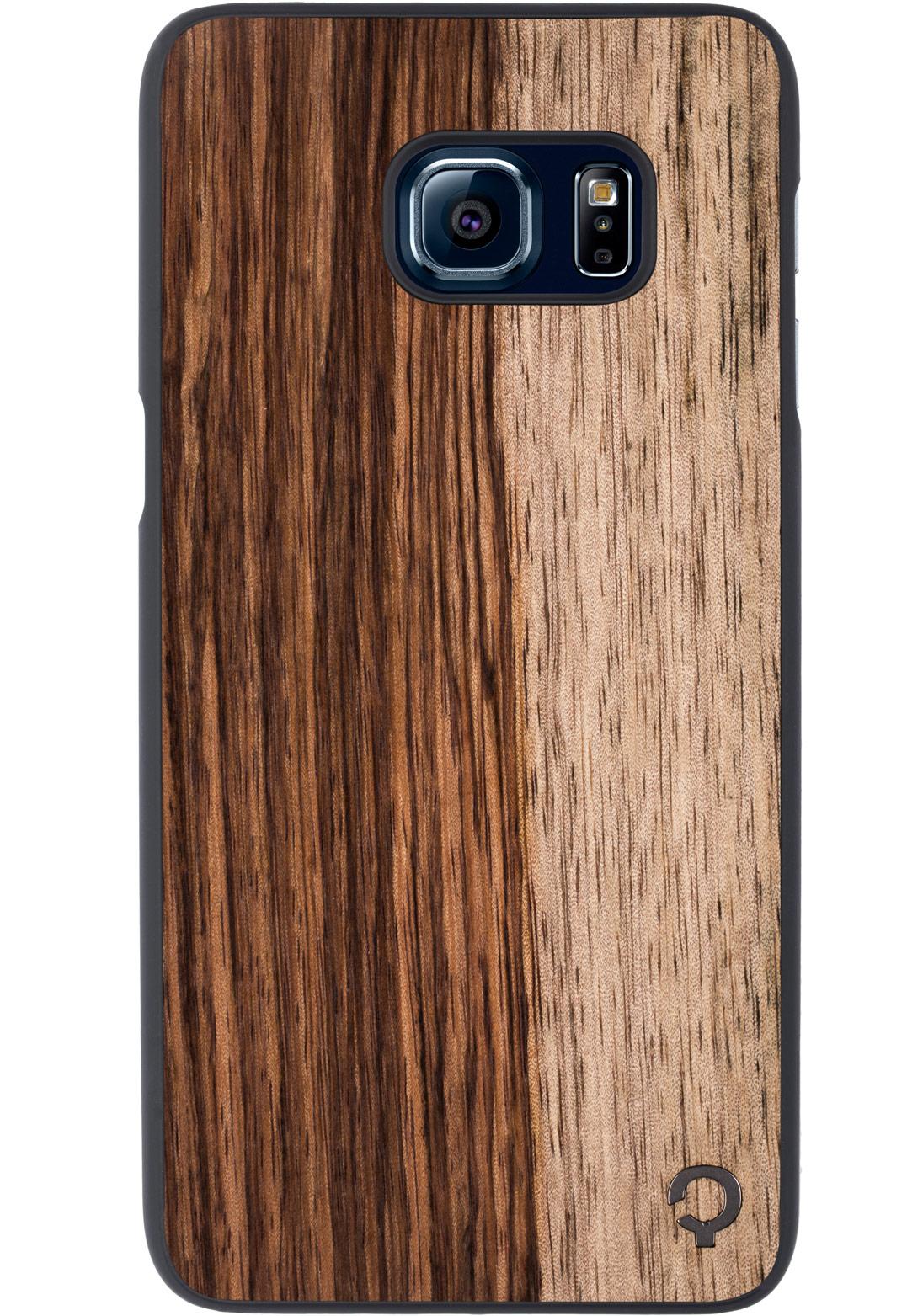 reputable site 06b47 11d4c Wooden Case - Samsung Galaxy S6 EDGE Plus - Premium - Mango