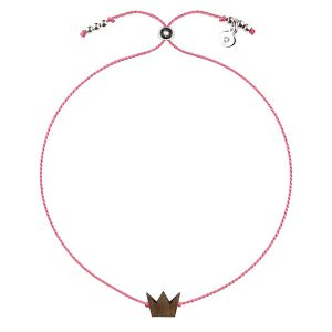 happiness bracelet crown
