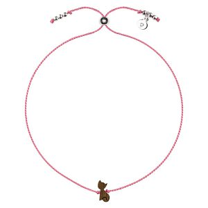 happiness bracelet cat
