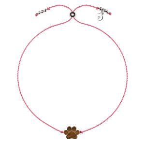 happiness bracelet paw