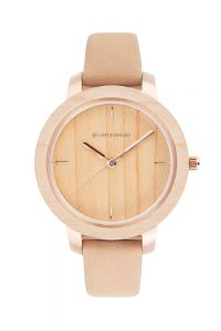 wooden watch fusion dawn