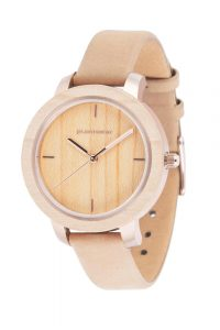 wooden watch fusion dawn