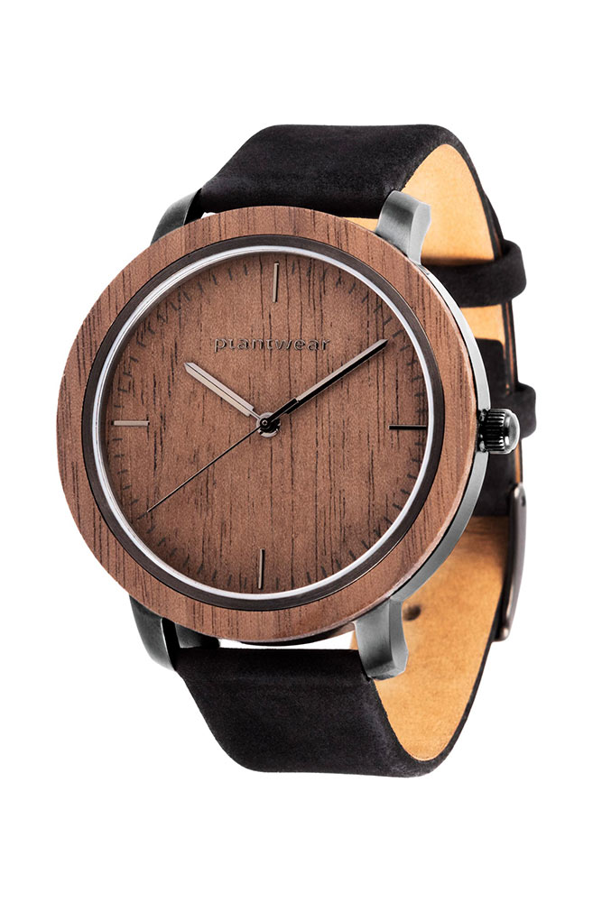 wooden watch fusion dusk