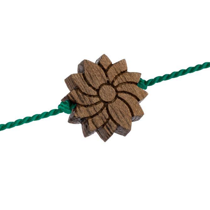 happiness bracelet flower
