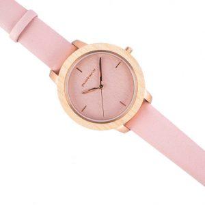 wooden watch fusion aurora