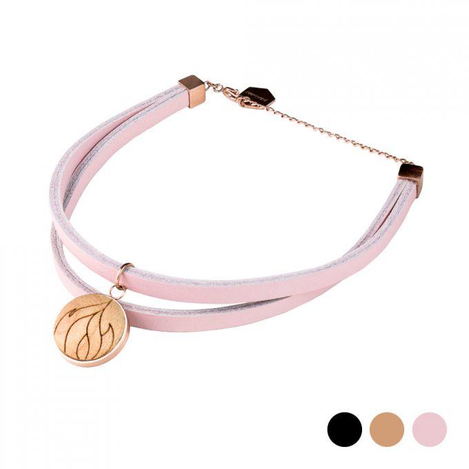leather bracelet fire, Plantwear bracelet