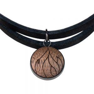 leather bracelet fire