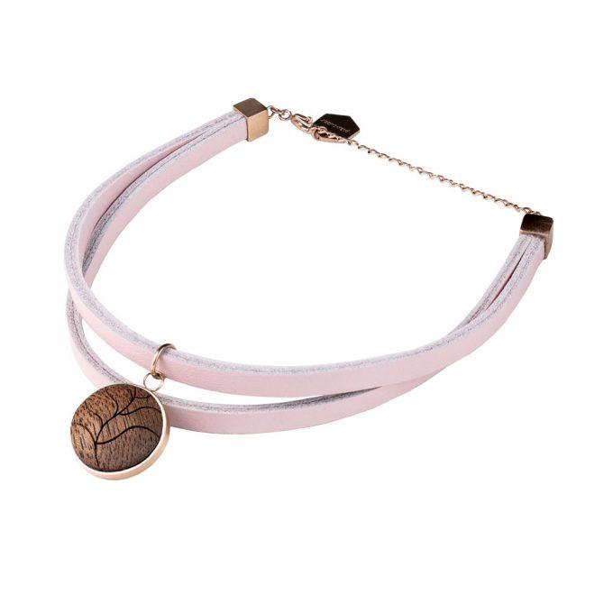 leather bracelet earth