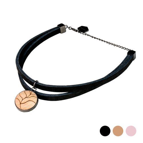 leather bracelet earth, Plantwear bracelet