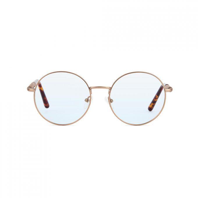 metal eyeglasses