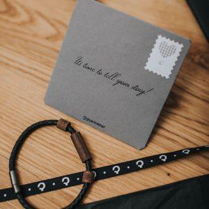wooden bracelet you