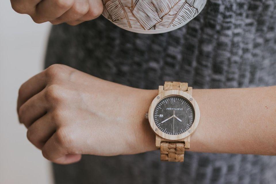 Raw Series - Oak - Wooden bracelet